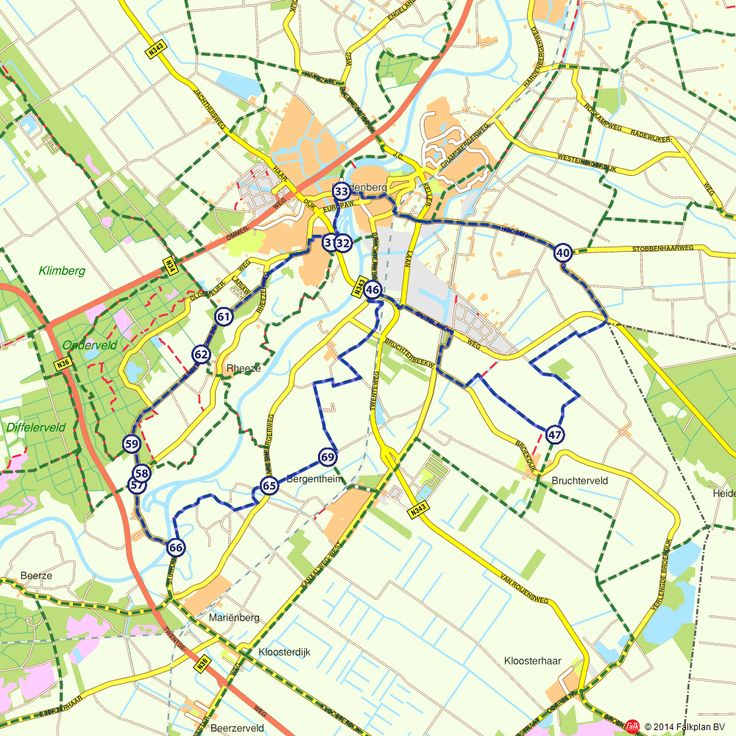 Fietsroute: De vele smaken van het Vechtdal (http://www.route.nl/fietsroutes/143570/De-vele-smaken-van-het-Vechtdal-/)