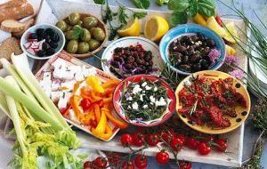 Η μεσογειακή διατροφή μειώνει την κατάθλιψη;