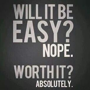 Will it be easy