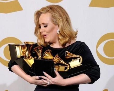 Adele was a winner at the Grammy Awards, but will a scandalous new biography derail her success? http://www.examiner.com/article/will-scandalous-new-biography-cause-singer-adele-to-regain-the-weight-she-lost