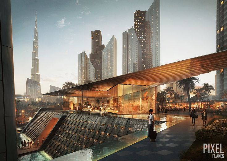 The Index Tower Pavilion   Foster & Partners