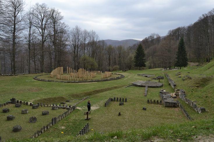 Cetatea Dacica Sarmizegetusa Regia