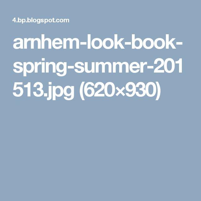 arnhem-look-book-spring-summer-201513.jpg (620×930)