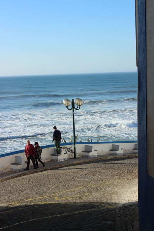 Ericeira Portugal - Where Two Go To