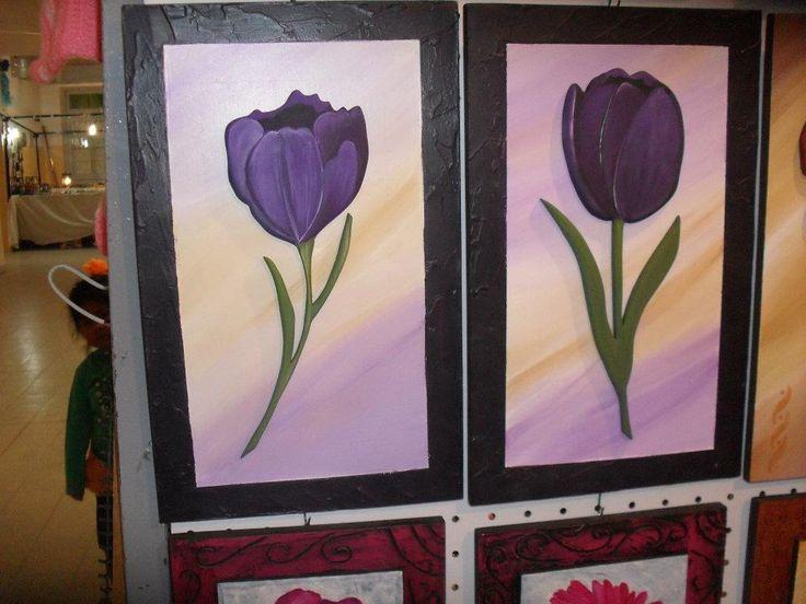 Pintura en relieve cuadros imagui - Cuadros con relieve modernos ...