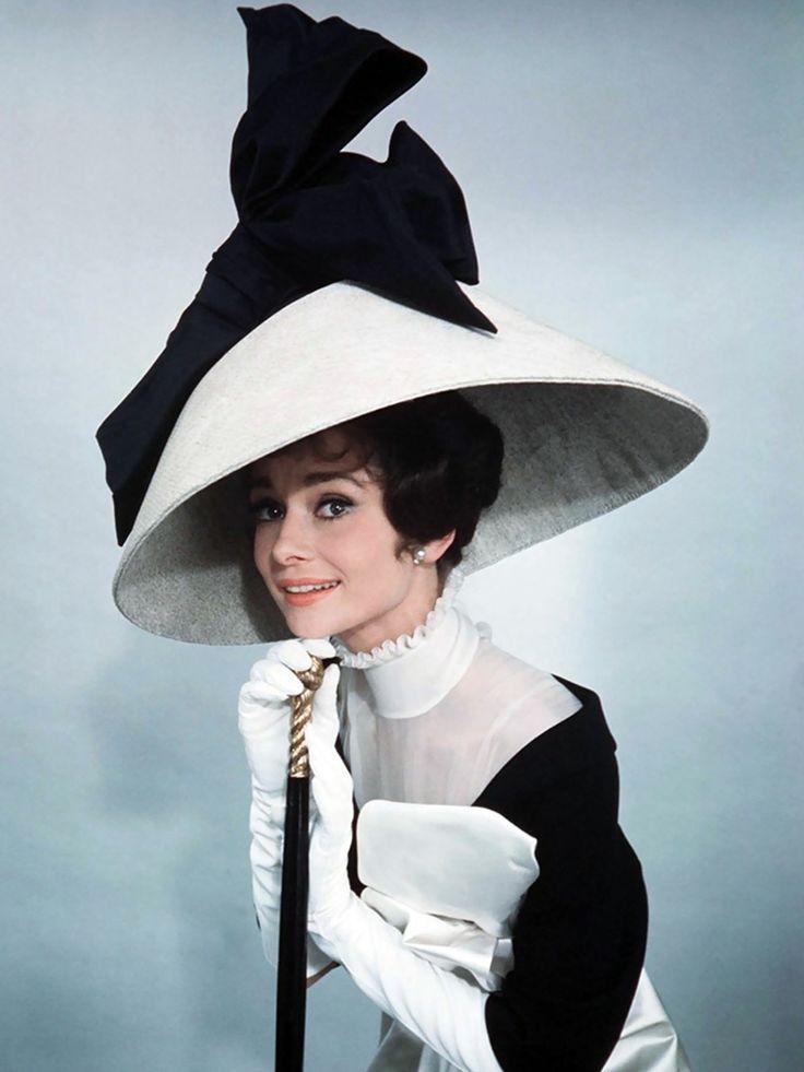 Les 1356 meilleures images du tableau magnifiques chapeaux - Deguisement audrey hepburn ...