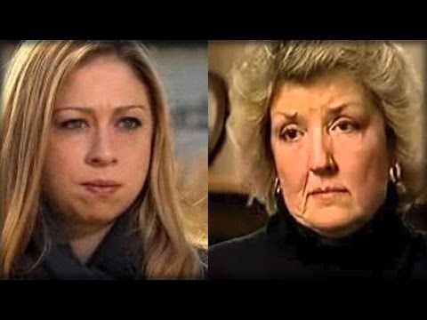 CLINTON RAPE ACCUSER LETS LOOSE ON CHELSEA, DELIVERS SICK TRUTH ABOUT HER PARENTS - YouTube