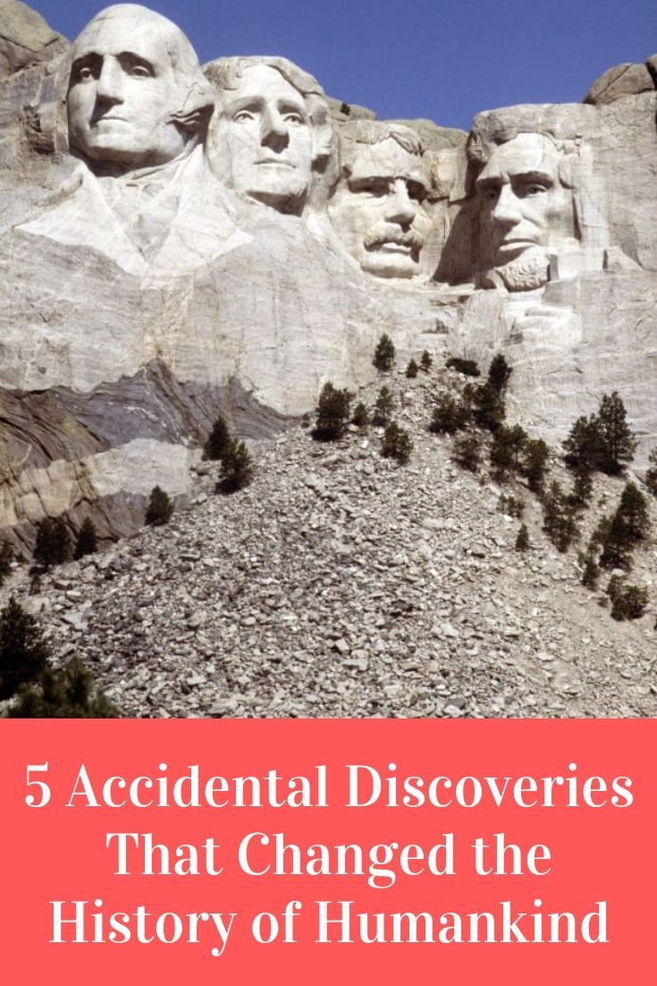 5 Accidental Discoveries That Changed The History Of Humankind In 2020 History Top Pins New Pins