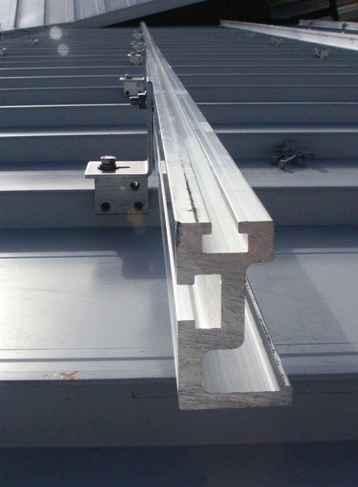 Solar Panels Standing Seam Metal Roof Google Search