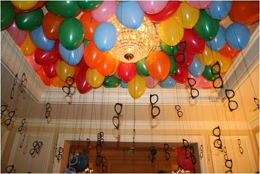 como decorar una fiesta de carnaval en casa o salon :)