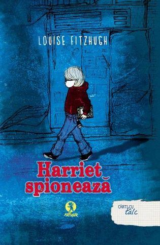Harriet spionează