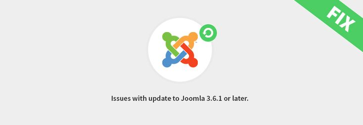 While updating Joomla! to 3.6.x version you may encounter some problems.  We have prepared a very useful tutorial where you can find most often Joomla 3.6.x version issues listed and solutions to fix them quickly!