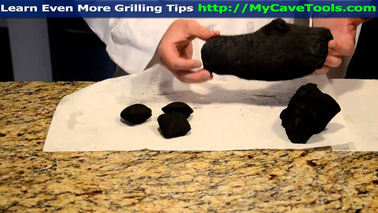 Natural Lump Charcoal vs. Briquettes Which is the Best Type of Charcoal ...