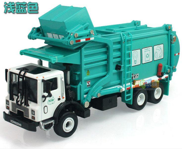 Kdidiwei материал транспортер эш гольф-кары сбора грузовик 21 * 10 * 5.5 см 1:24 легкосплавные транспорт игрушки подарки модели коллекция