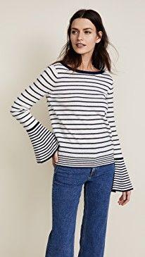 New Club Monaco Portuna Stripe Sweater online. Find the  great HATCH Clothing from top store. Sku tria61607jdmx52758