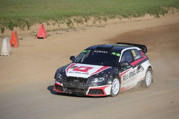 Campionato italiano rallycross: una domenica emozionante