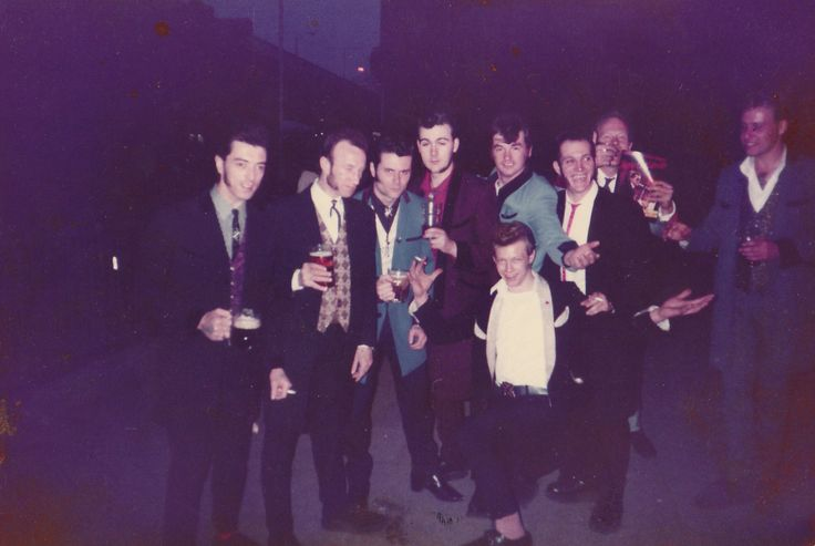 32 Best Images About Subculture: Teddy Boys On Pinterest