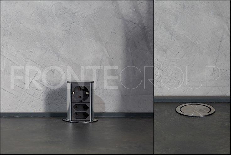• Urban Grey • #kitchen #kitchendesign #interiordesign #industrial #industrialstyle #industrialkitchen #grey #greyinspiration #wood #metal #eclectic #smallplace #smartdesign #technology #furniture #madetomeasure #craftfruniture #frontefurniture #frontedesign