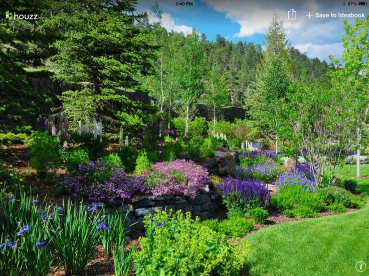 Flower Garden Ideas Colorado 62 best landscape ideas images on pinterest   landscaping ideas