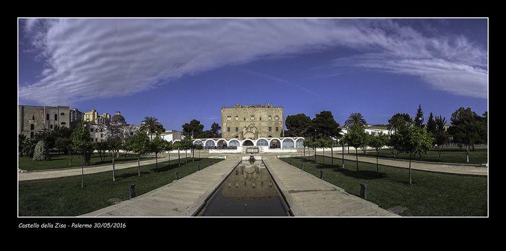 #castello Zisa #Palermo