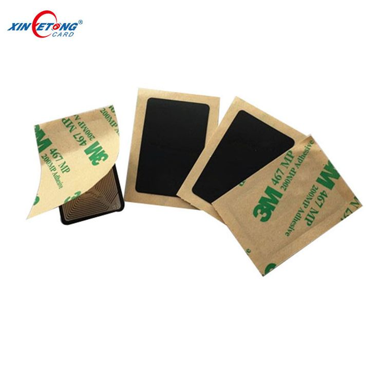 Anti-metal waterproof cheap price programmable 13.56mhz N-tag 215 NFC passive sticker rfid tags