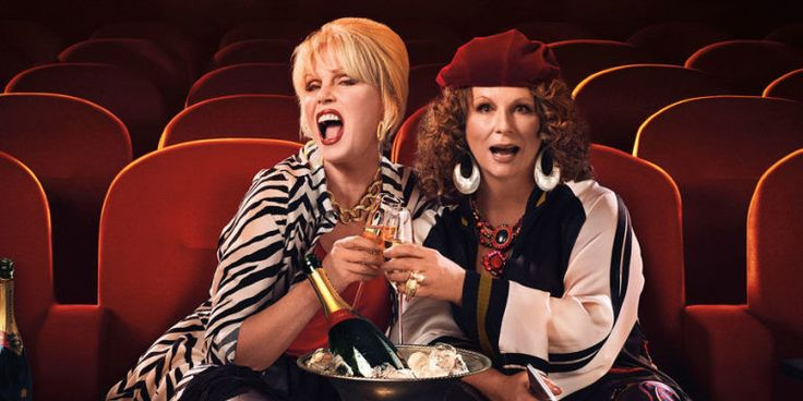 Farewell, Patsy and Eddie! Jennifer Saunders vows there won't be any more Absolutely Fabulous  - DigitalSpy.com