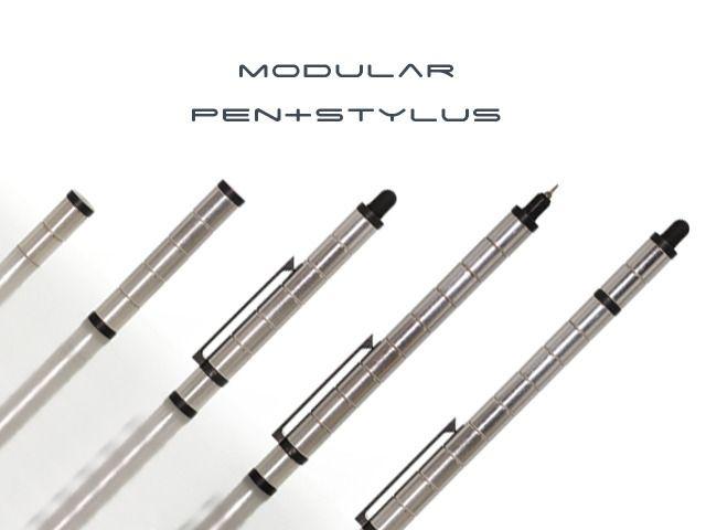 Pen/stylus made from MAGNETS. POLAR PEN - Modular Tool by Andrew Gardner — Kickstarter