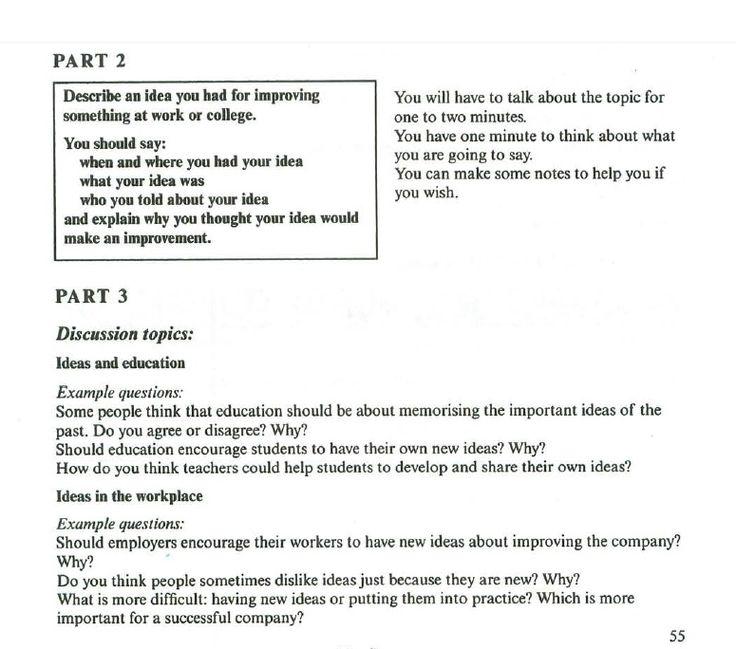 Cambridge Ielts 7 Test 3 Writing Phases