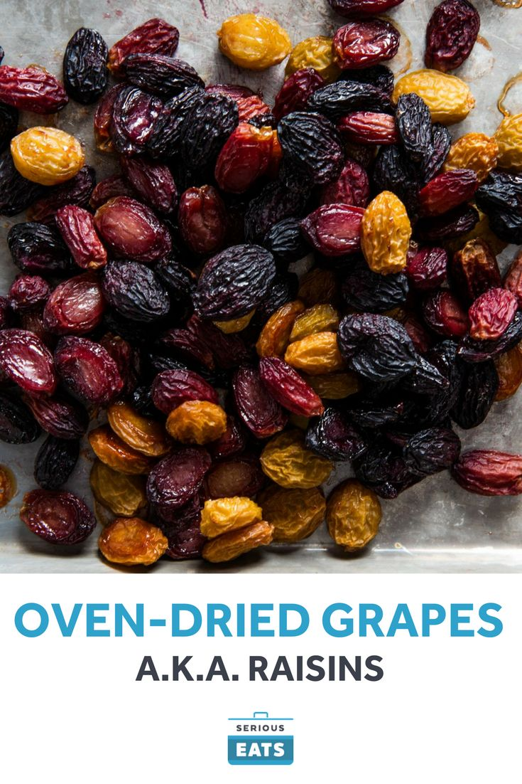 Want 'em plump and juicy? Time to make your own.