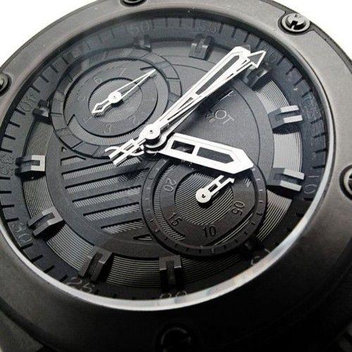 #Hublot #BigBang #KingPower 48mm #BlackMagic #Foudroyante 715.CI.1110.RX» www.timepiecetrader.com