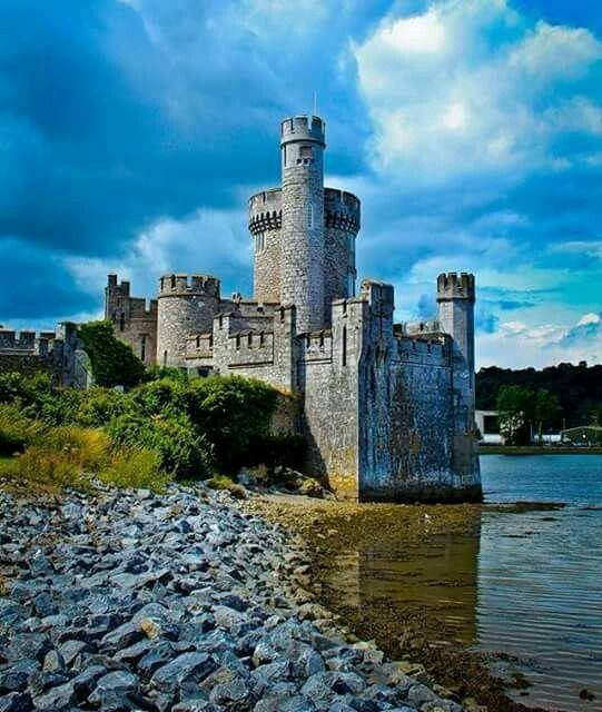 Blackrock Castle, Contea di Cork, Repubblica d'Irlanda