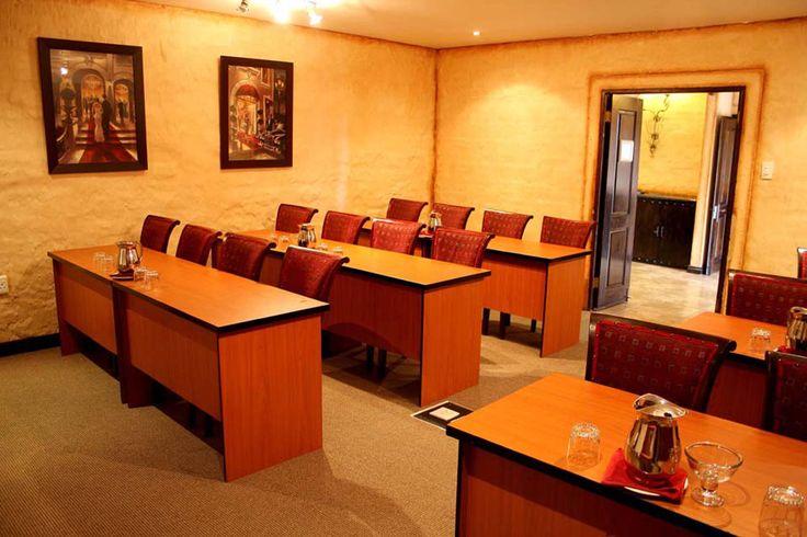 Shiraz conference room at Casa  toscana lodge