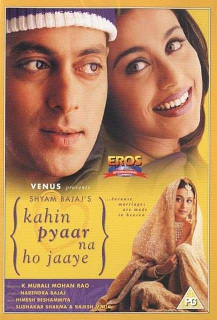 To Fall in Love (2000) Hindi BluRay 720p 1.3GB x264 Release Date: 17 November 2000 (India) Director: K. Muralimohana Rao | Genre: Comedy, Romance Cast: Kashmira Shah, Salman Khan, Jackie Shroff, Rani Mukerji Resolution: 1280×720 | File Size: 1.33 GiB | Runtime: 2h 38mn Format: MKV | Encoder: – | Source: Hindi 720p BRRip x264