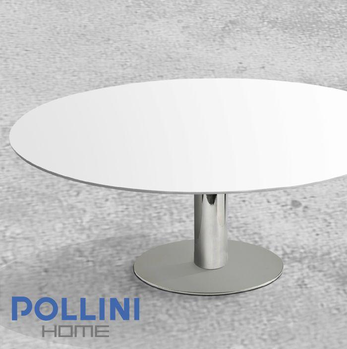 #Ceramic coffee #table with #metallic leg #Tavolino in #ceramica con piede in #metallo