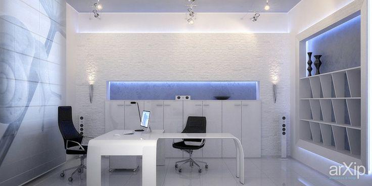 кабинет руководителя компании IQ House: интерьер, зd визуализация, офис, администрация, кабинет личный, кабинет руководителя, минимализм, 30 - 50 м2, интерьер #interiordesign #3dvisualization #office #administration #personalcabinet #officeofceo #minimalism #30_50m2 #interior arXip.com