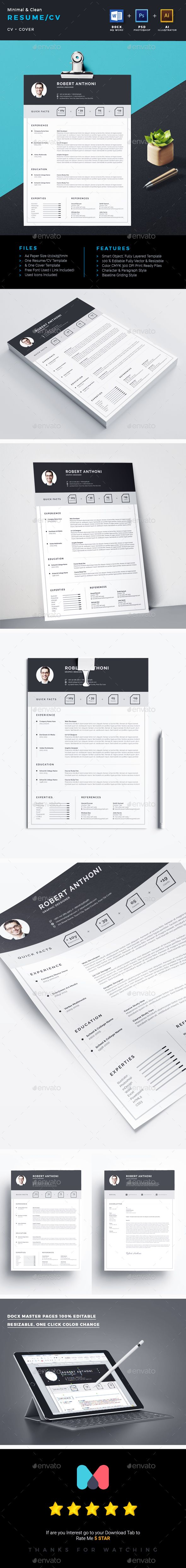 78 Best Cv Images On Pinterest News Creative Advertising And