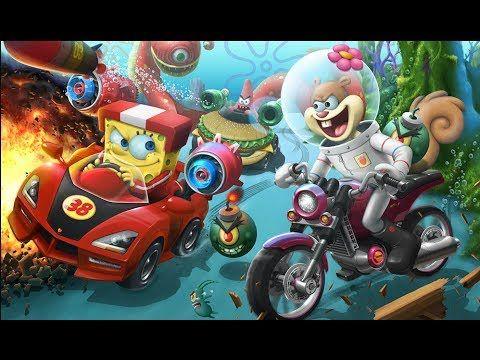 SpongeBob Game Station - The Spongebob Squarepants Game