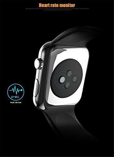 2015 New Smartwatch A9 Bluetooth Smart Watch for Apple Iphone & Samsung Android Phone Relogio Inteligente Reloj Smartphone Watch (Gun Metal) 70.99  #100%brandnewandhighquality #2015NewSmartwatchA9BluetoothSmartWatchforAppleIphone&SamsungAndroidPhoneRelogioInteligenteRelojSmartphoneWatch(GunMetal) #ColorGold #GunMetal #GunMetal #LYSB013E28G42-ELECTRNCS...