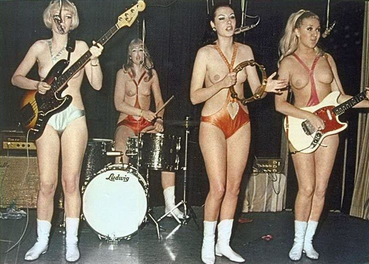 Nude band girls