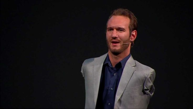 nick vujicic essay Nick vujicic has no arms or legs yet he is very much content he said that if he were given a choice, he would still choose to be without arms and legs because he is happy that god is using him to evangelize and motivate people around the world.