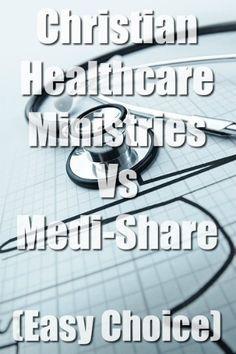 Christian Healthcare Ministries Vs Medi-Share: (8 Big ...