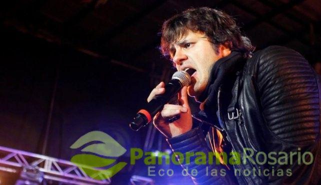Antes de su show en Rosario, desvalijaron la casa de Andrés Ciro para llevarse dinero y dos autos