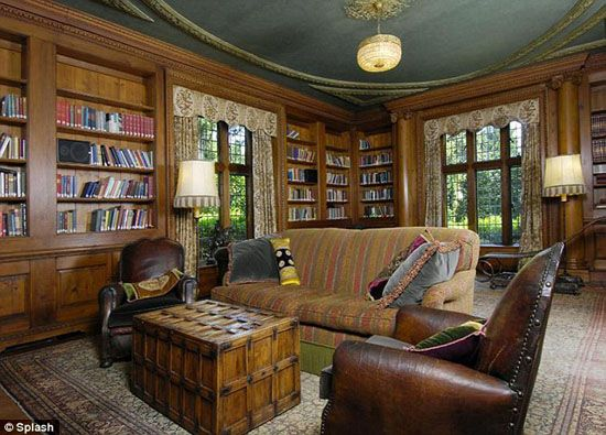 Fabulous 17 Best Images About Home Library On Pinterest Built Ins Largest Home Design Picture Inspirations Pitcheantrous