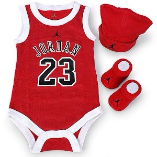 17 Best Ideas About Baby Jordan Outfits On Pinterest