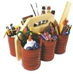 Wolves 5d Make something useful, Bears 20b Build your own tool box, Webelos Craftsman 2