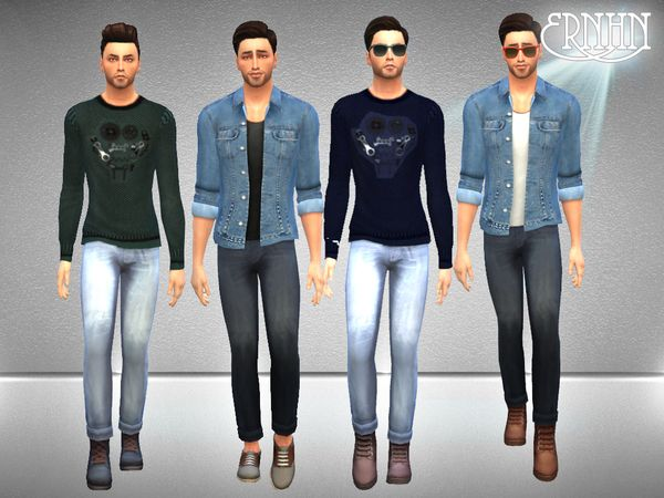 how to download clothes for sims 4