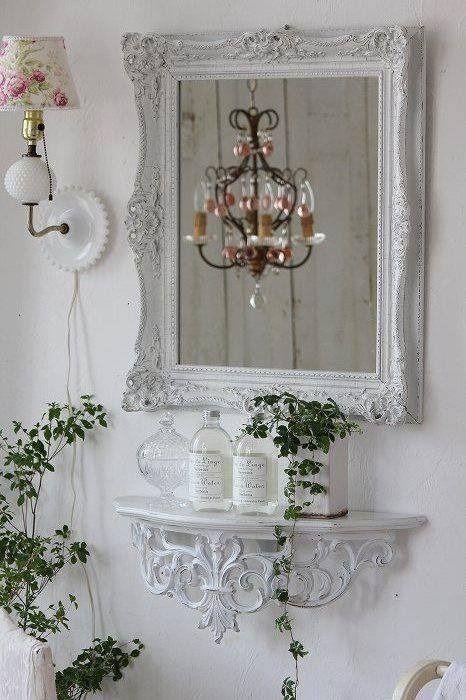 les 25 meilleures id es de la cat gorie miroir shabby chic sur pinterest cadres vintage. Black Bedroom Furniture Sets. Home Design Ideas