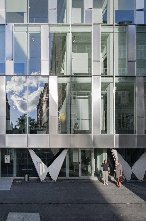 Transformation of Campus Empire, KEA, Copenhagen, Bertelsen & Scheving Arkitekter ApS, photo by Jens Lindhe