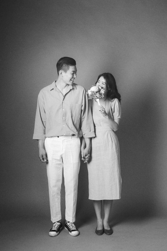5월 31일 흑백사진촬영 대구 대명동흑백사진관 - 헤이벨벳