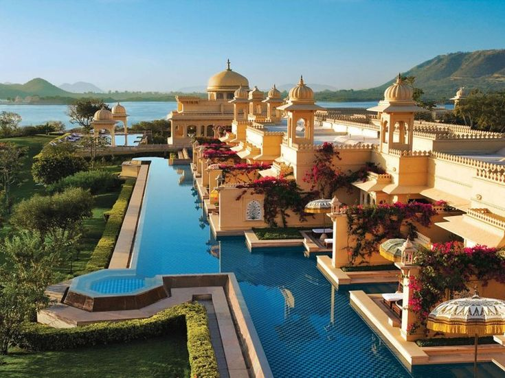 The Best Hotels & Resorts in the World : Condé Nast Traveler -- Oberoi Udaivilas, Udaipur, Rajasthan